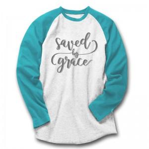 Saved by Grace - Raglan